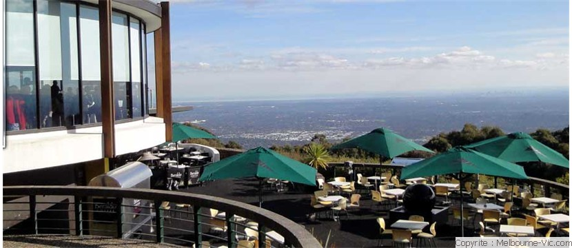 Mt Dandenong-Sky high restaurant